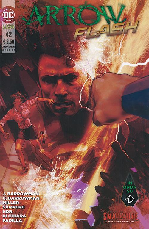 Arrow. Smallville. Vol. 42