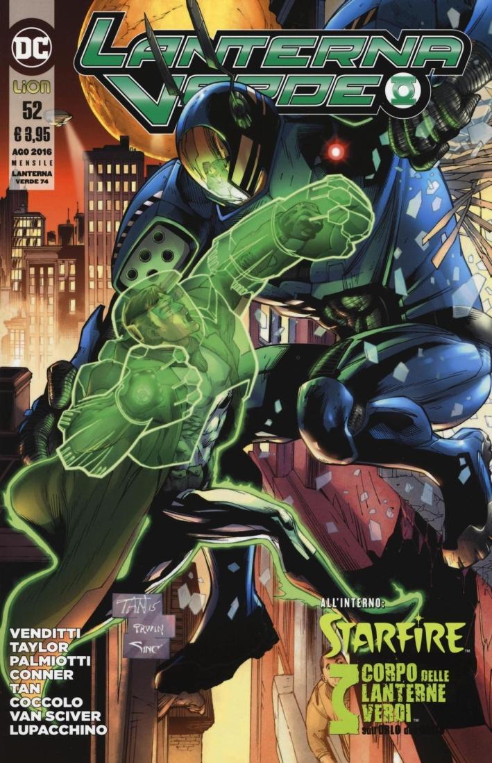 Lanterna Verde. Vol. 74
