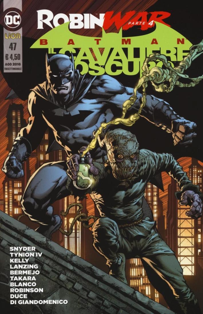 Batman. Il cavaliere oscuro. Vol. 47