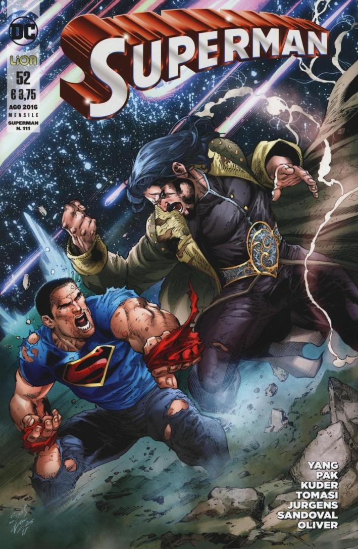Superman. Nuova serie. Vol. 111