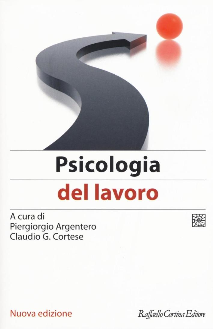 Psicologia del lavoro.