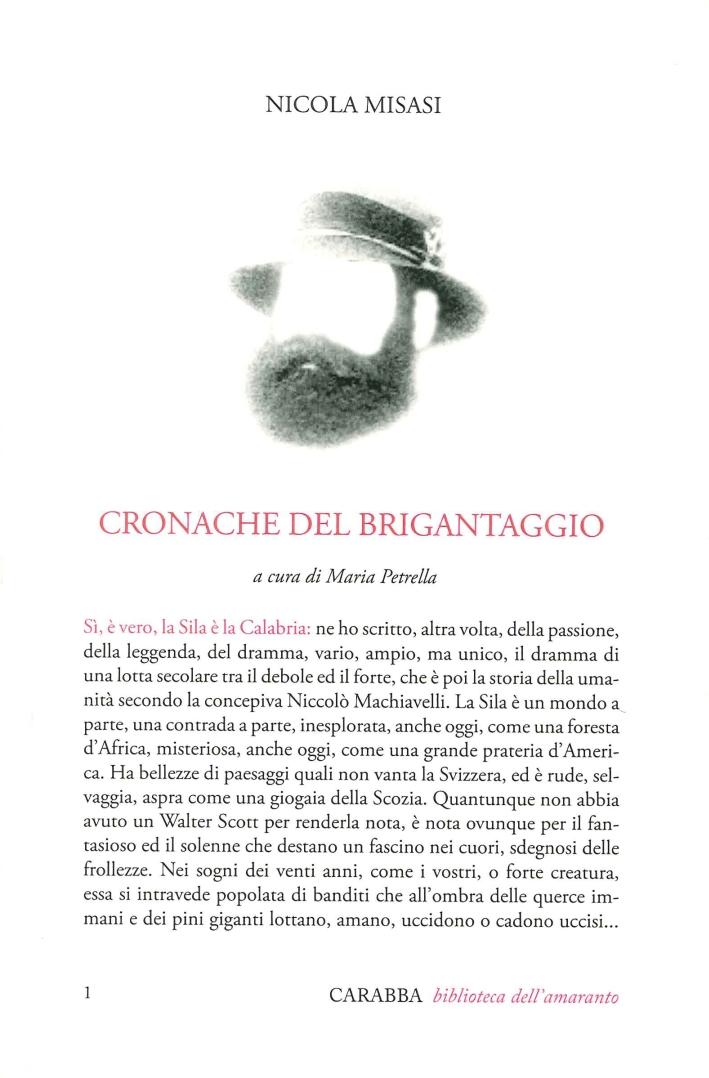 Cronache del Brigantaggio.