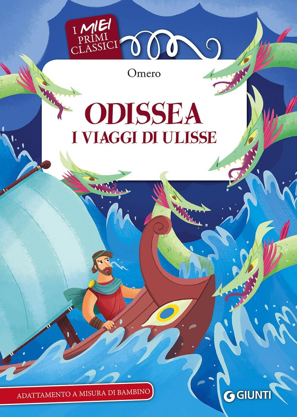 Odissea. I viaggi di Ulisse
