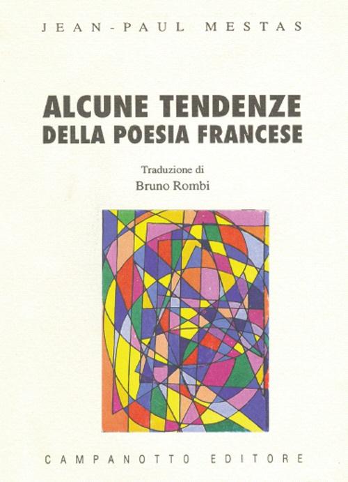 Alcune Tendenze della Poesia Francese