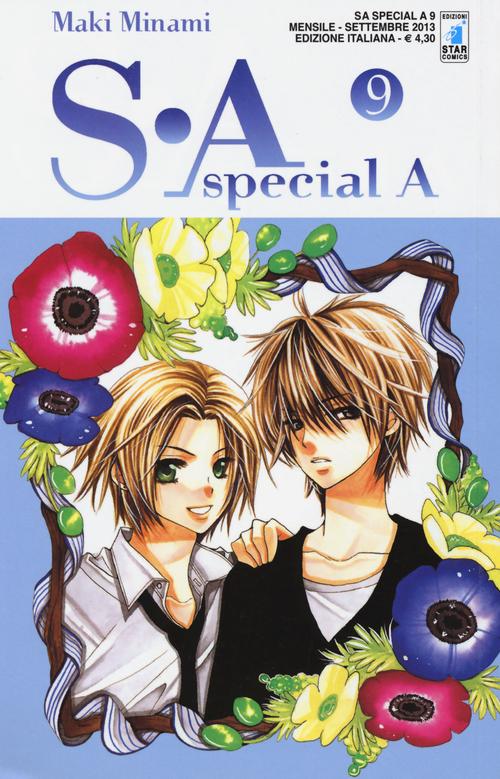 SA. Special A. Vol. 9.