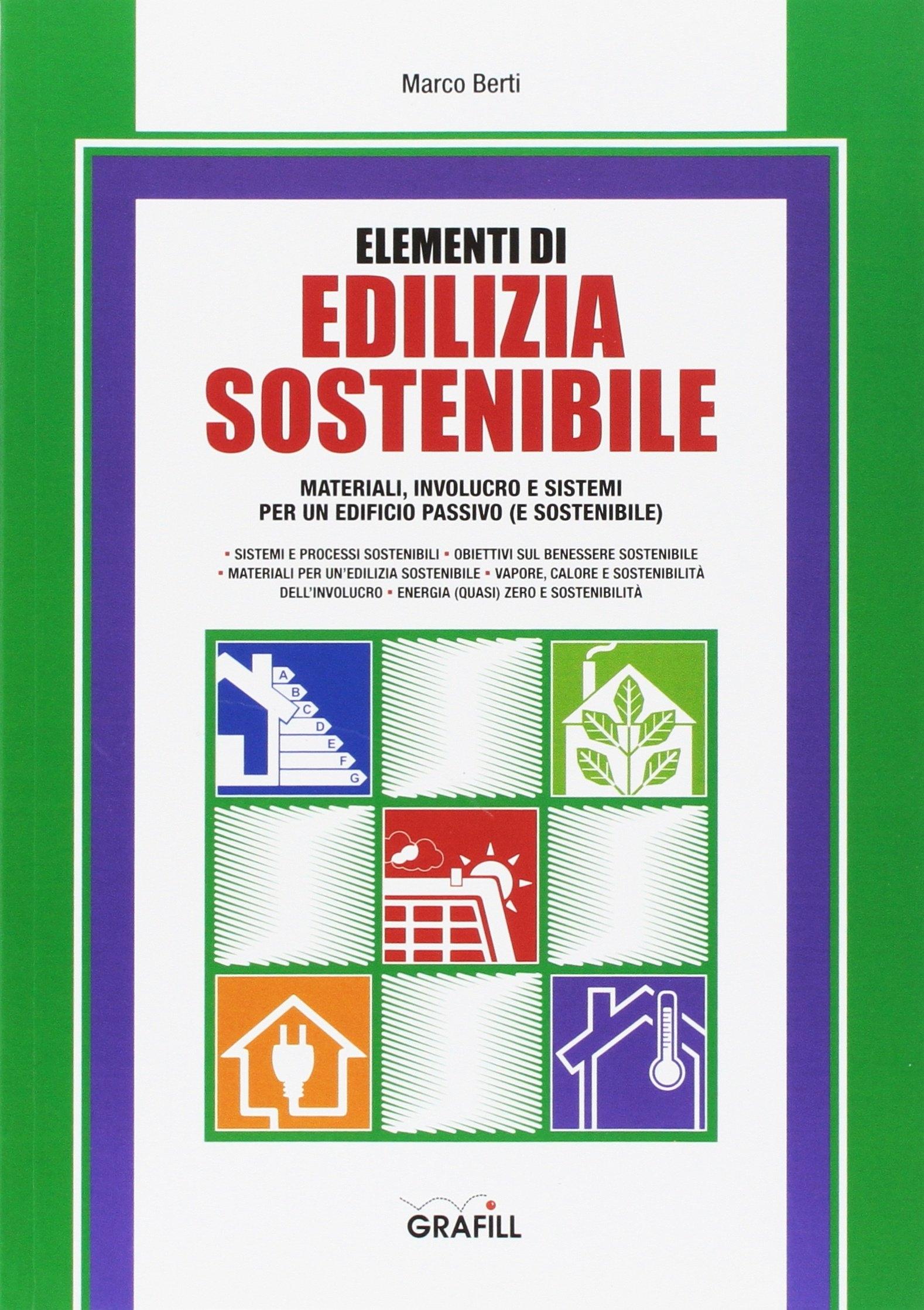 Elementi di edilizia sostenibile.