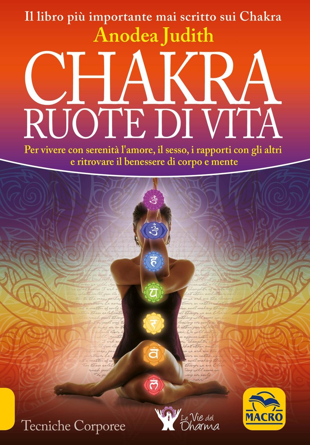 Chakra ruote di vita.