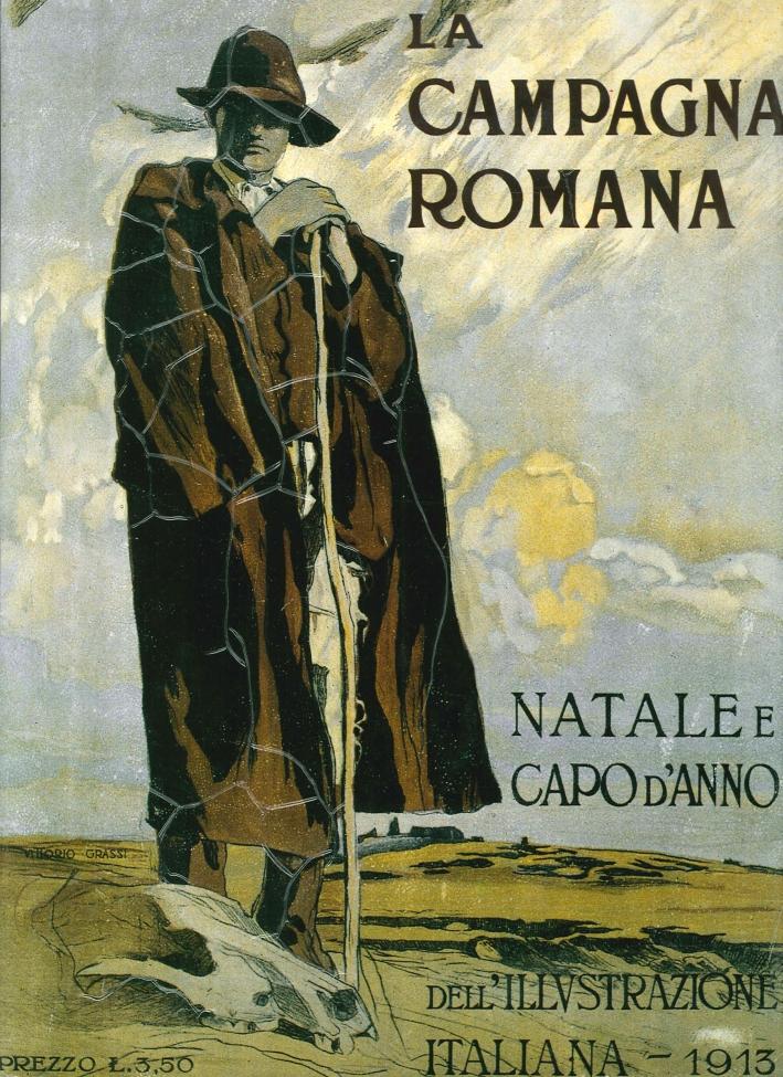 La Campagna Romana nell'illustrazione italiana.