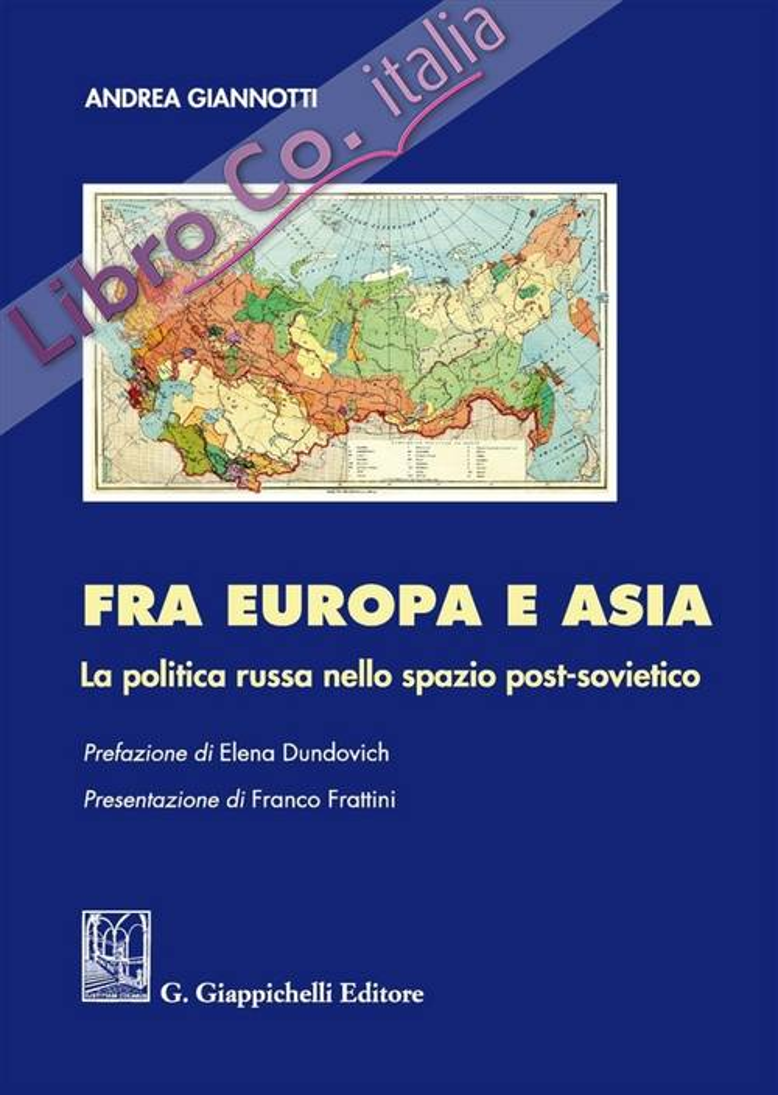 FRA EUROPA E ASIA.