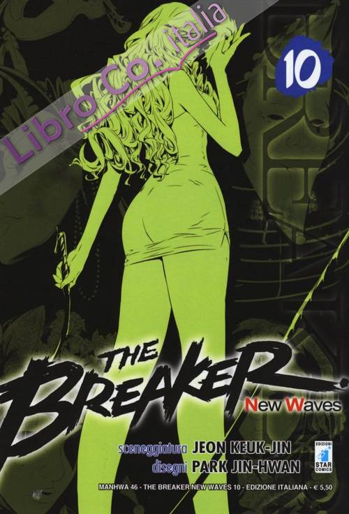 The breaker. New waves. Vol. 10.