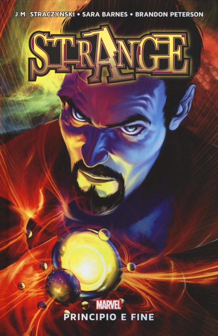 Principio e fine. Doctor Strange.