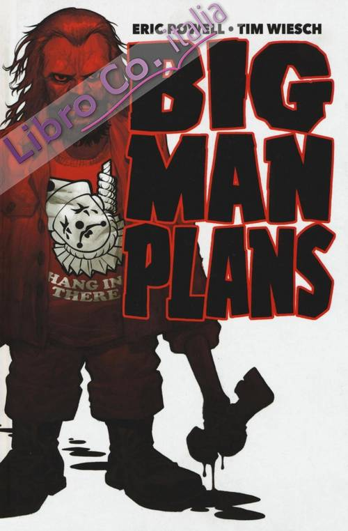 Big man plans.