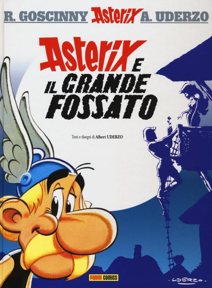 Asterix e il grande fossato. Ediz. illustrata. Vol. 25