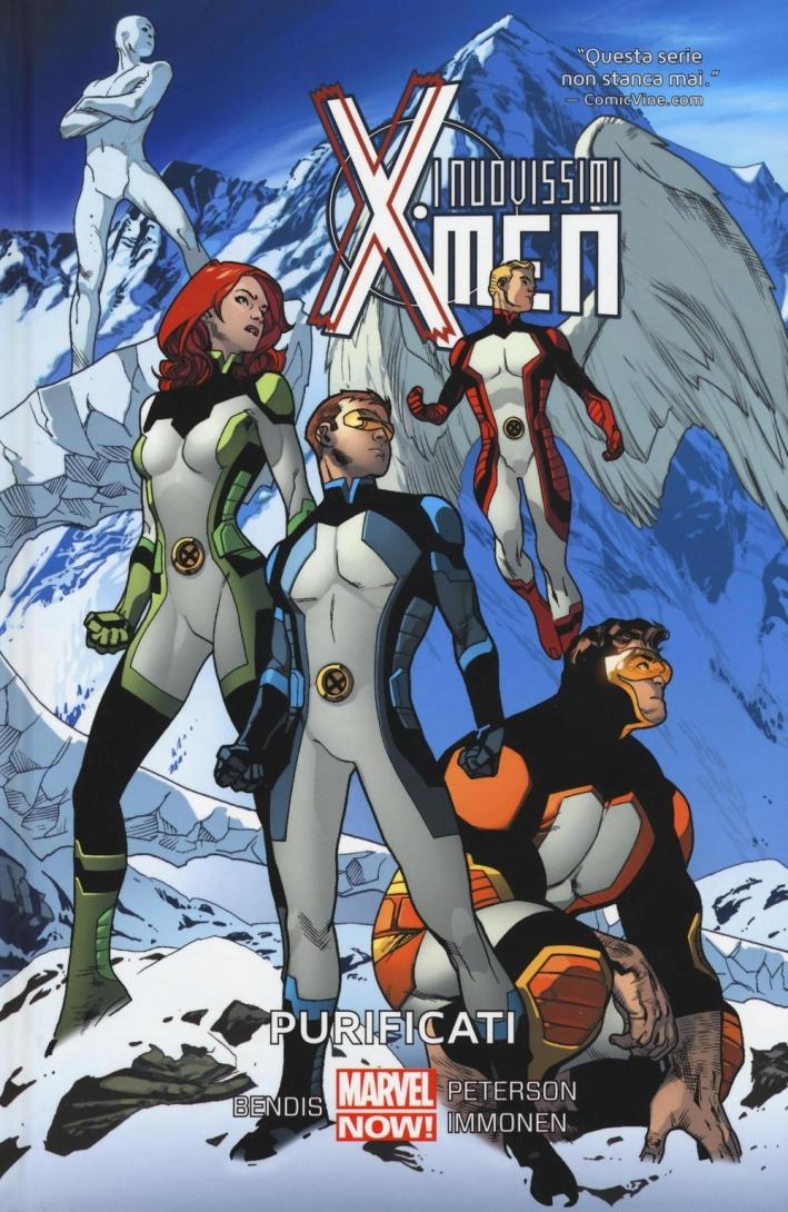 Purificati. I nuovissimi X-Men. Vol. 4.