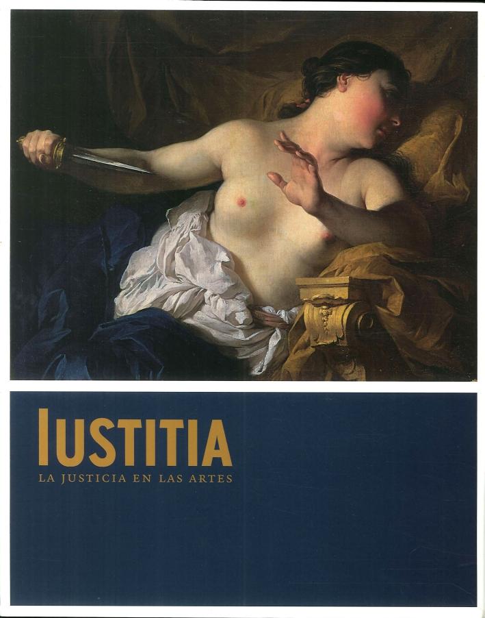 Iustitia. La justicia en las artes