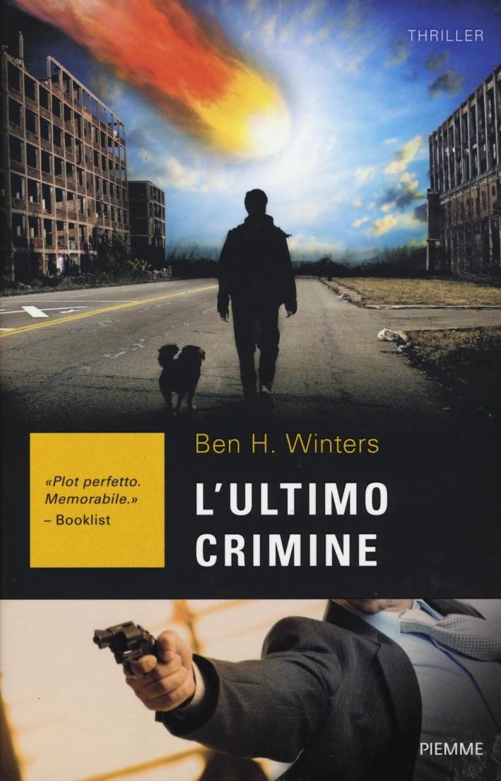 L'ultimo crimine.