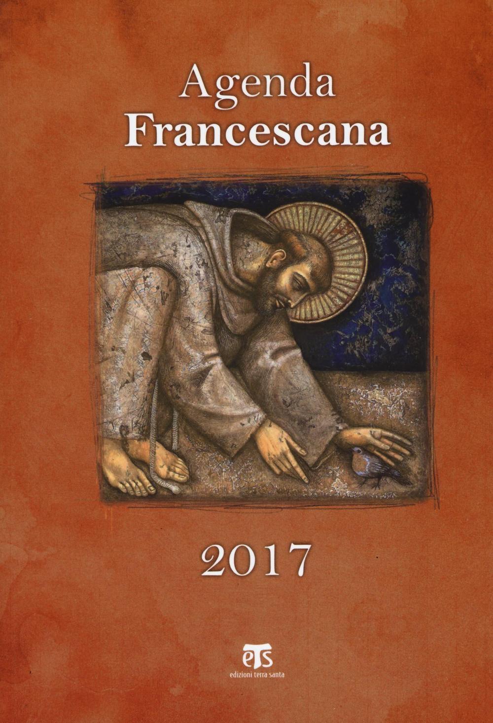 Agenda francescana 2017.