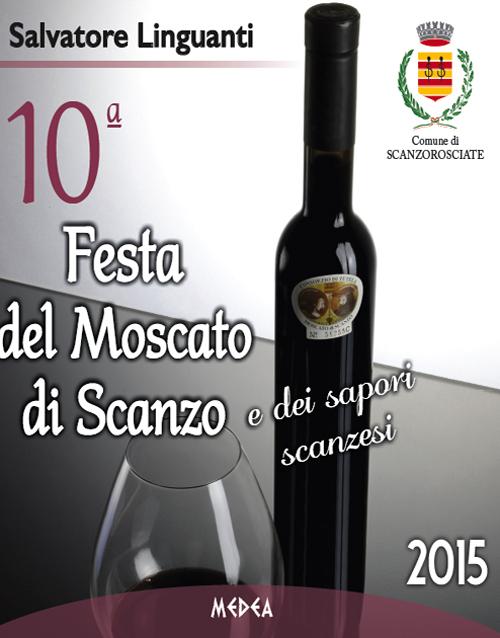10ª Festa del moscato di Scanzo e dei sapori scanzesi.