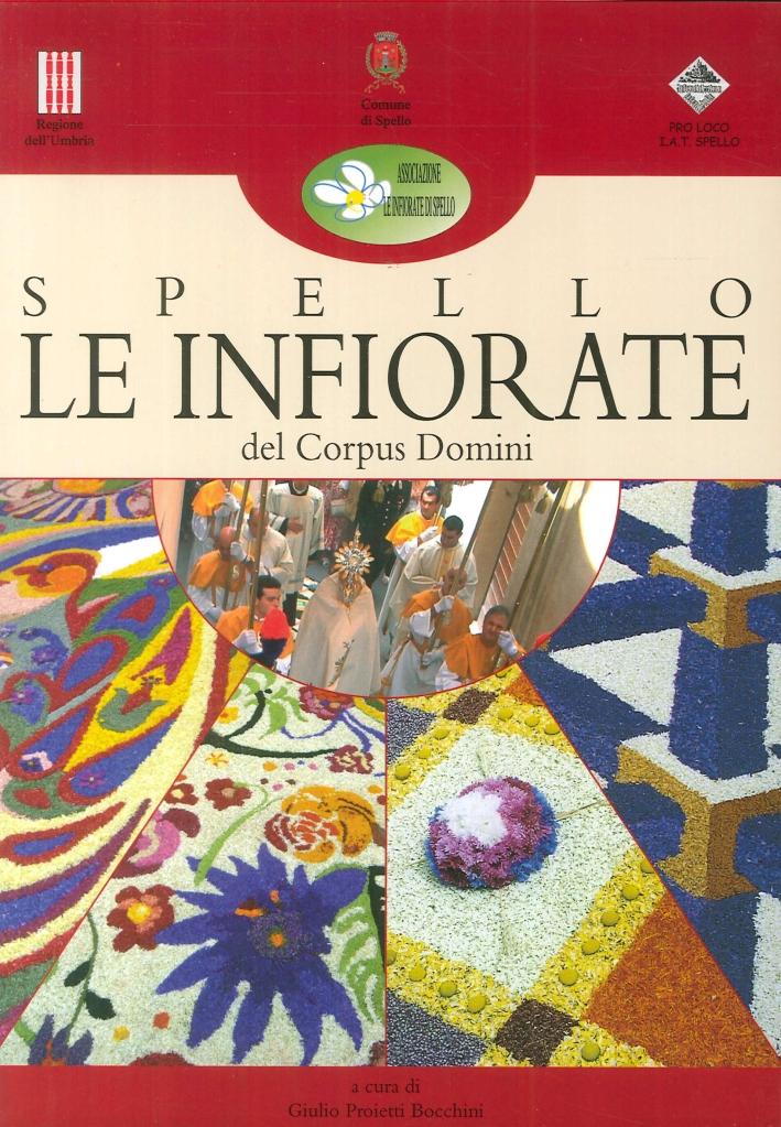 Spello. Le Infiorate del Corpus Domini.