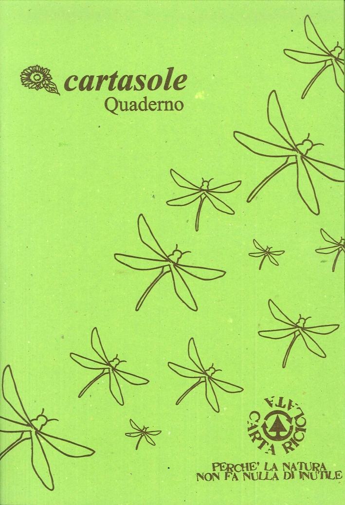 Cartasole Quaderno Verde 21x29.