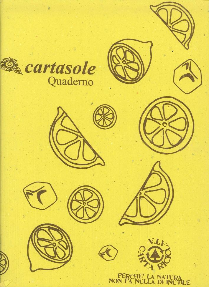 Cartasole Quaderno Giallo 21x29.