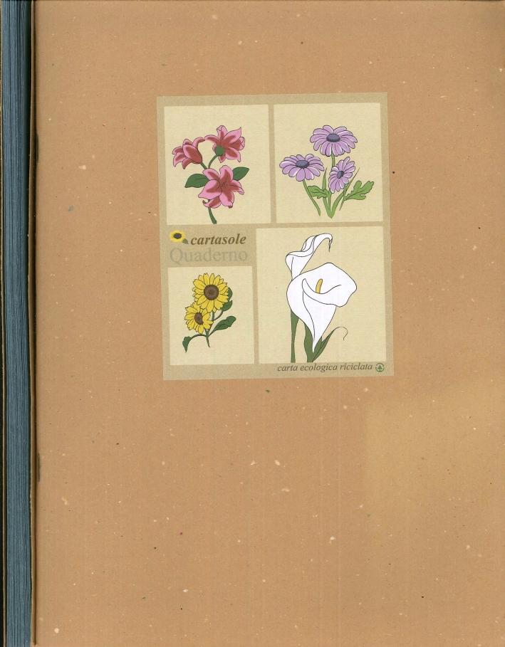Cartasole Quaderno Interno Azzurro 21x29.
