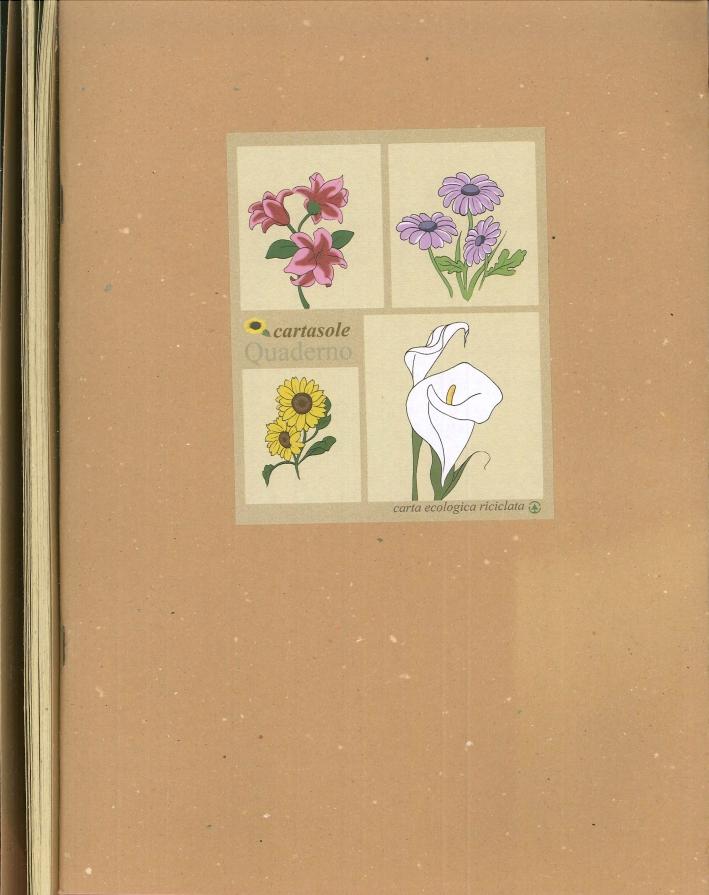 Cartasole Quaderno Interno Avana 21x29.