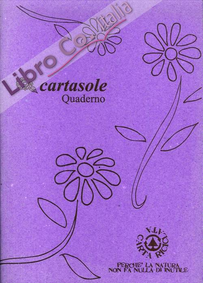 Cartasole Quaderno Viola 15x21.