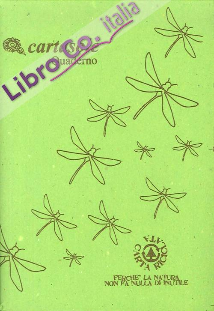 Cartasole Quaderno Verde 9,5x15,5.