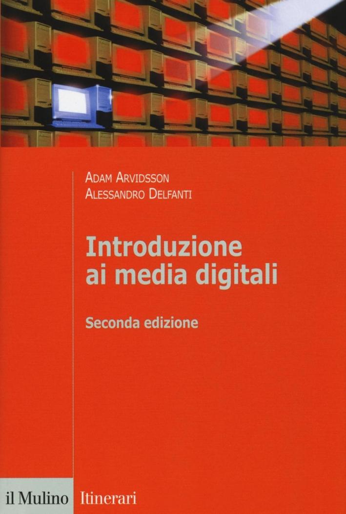 Introduzione ai media digitali.