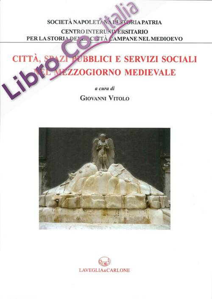 Città, Spazi Pubblici e Servizi Sociali nel Mezzogiorno Medievale.