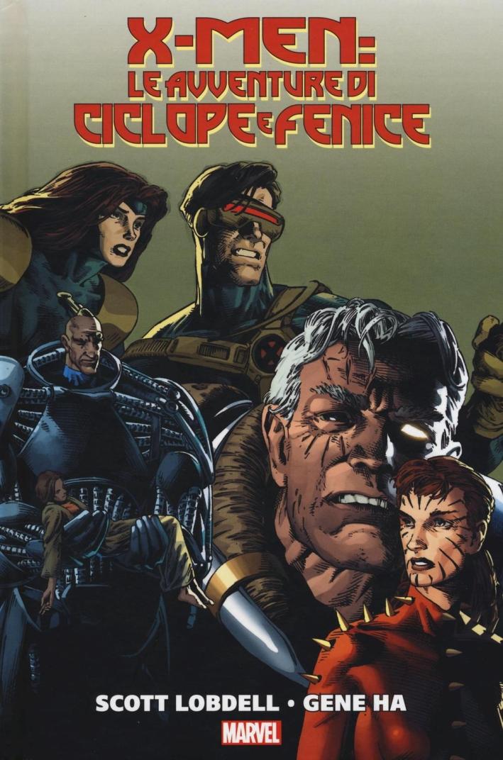 X-Men: Le avventure di Ciclope e Fenice.