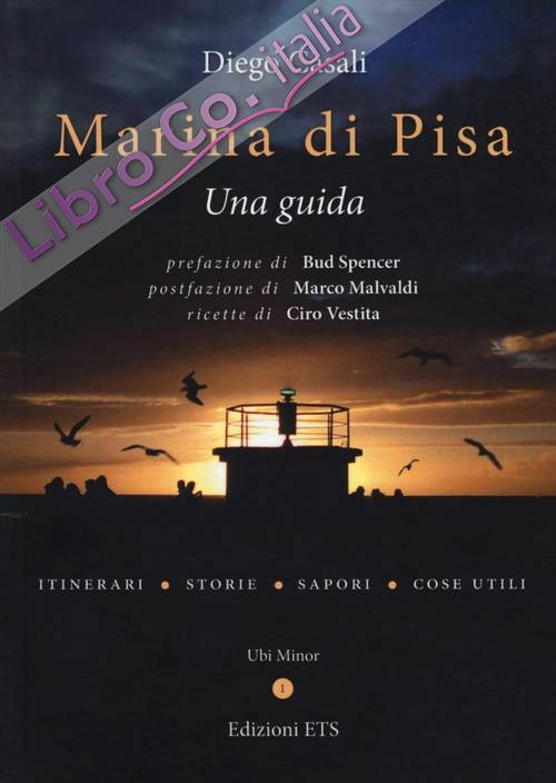 Marina di Pisa. Una guida. Ediz. illustrata
