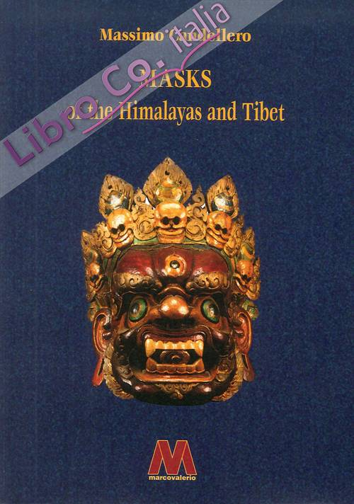 Masks of the Himalayas and Tibet.