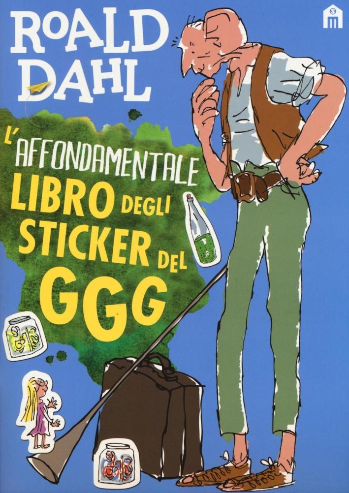 L'affondamentale libro degli sticker del GGG.
