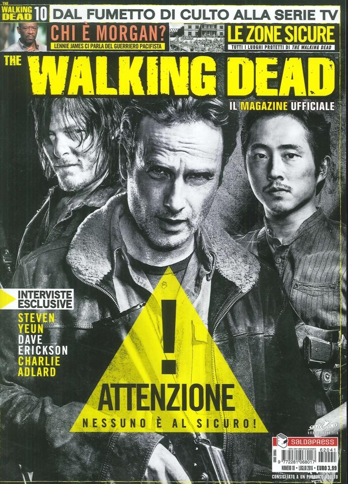 Il Magazine Ufficiale. The Walking Dead. Vol. 10. Luglio 2016
