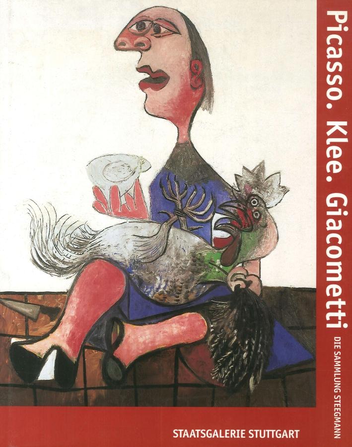 Picasso. Klee. Giacometti.
