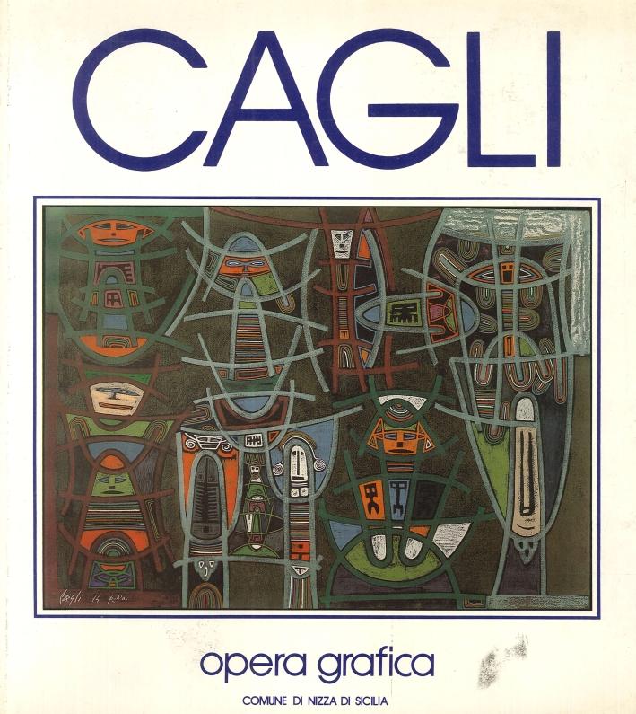 Cagli Opera Grafica 1956-1976