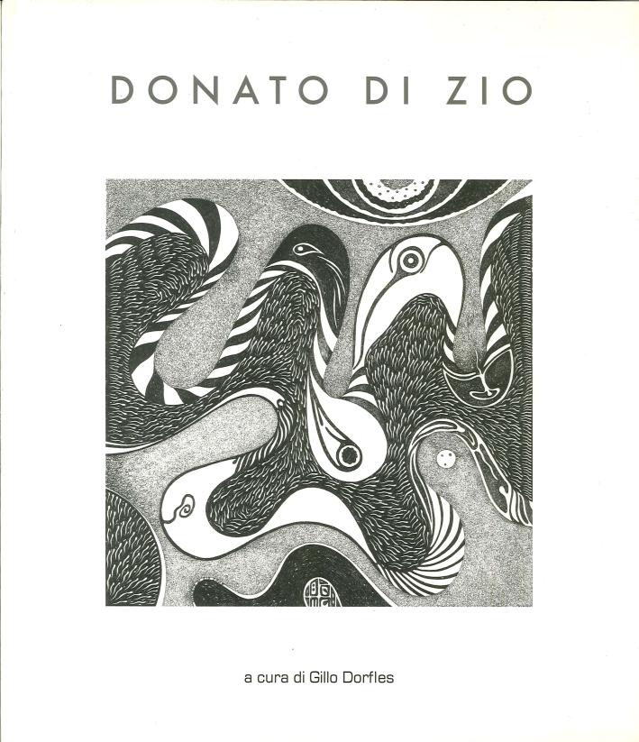 Donato di Zio. Dentro al Pelago.