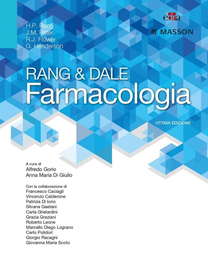 Rang & Dale farmacologia.