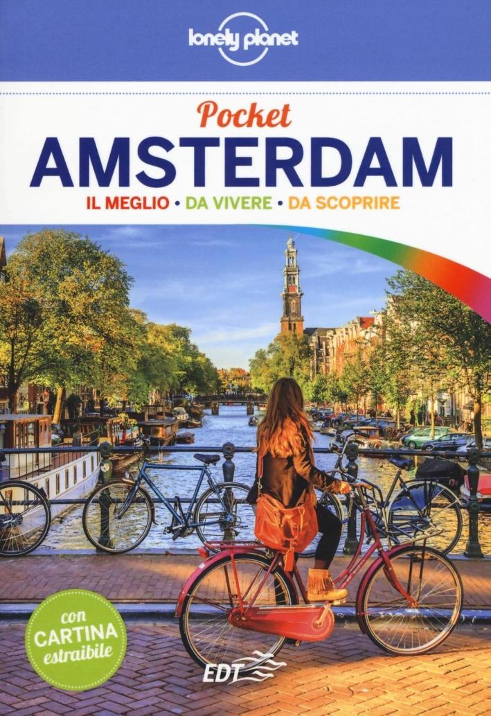 Amsterdam. Con cartina.