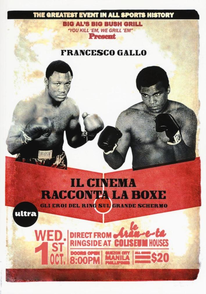 Il cinema racconta la boxe. Gli eroi del ring sul grande schermo