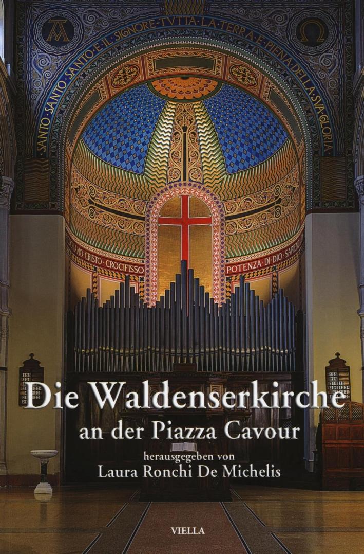Die Waldenskerkirche an der piazza Cavour