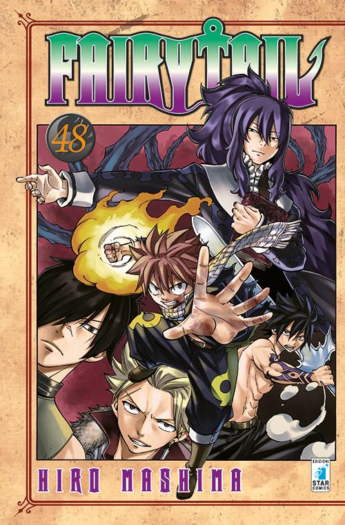 Fairy Tail. Vol. 48.