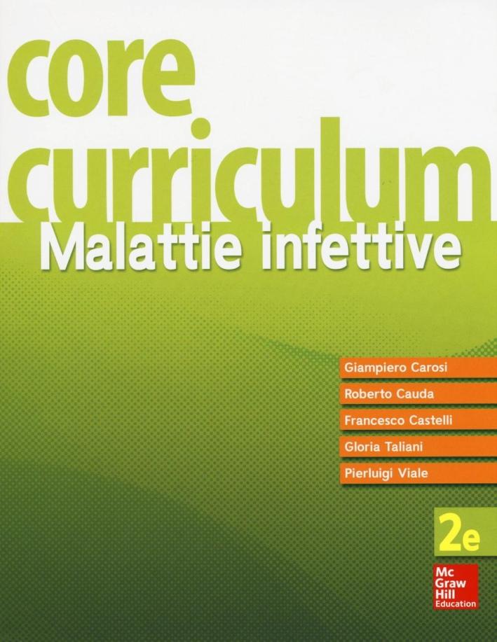 Core curriculum. Malattie infettive.