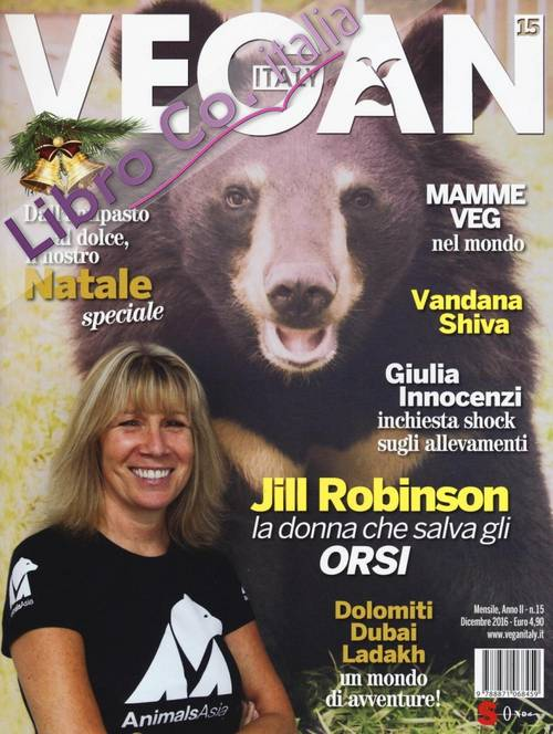 Vegan Italy (2016). Vol. 15