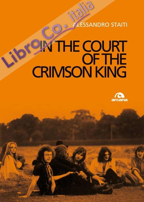 In the court of the Crimson King.