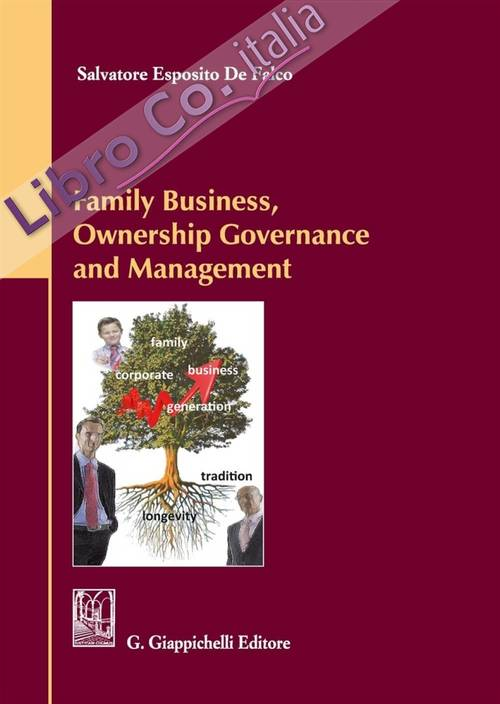Family business, ownership governance and management.
