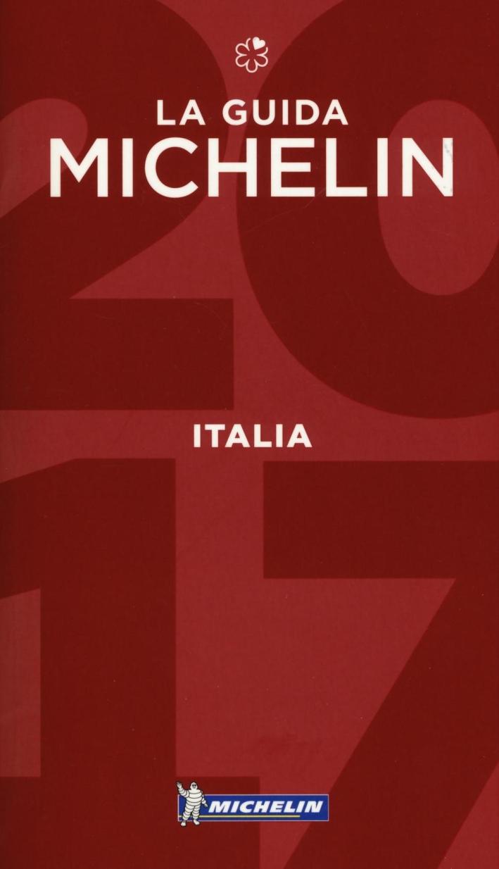 Italia 2017. Alberghi & ristoranti.