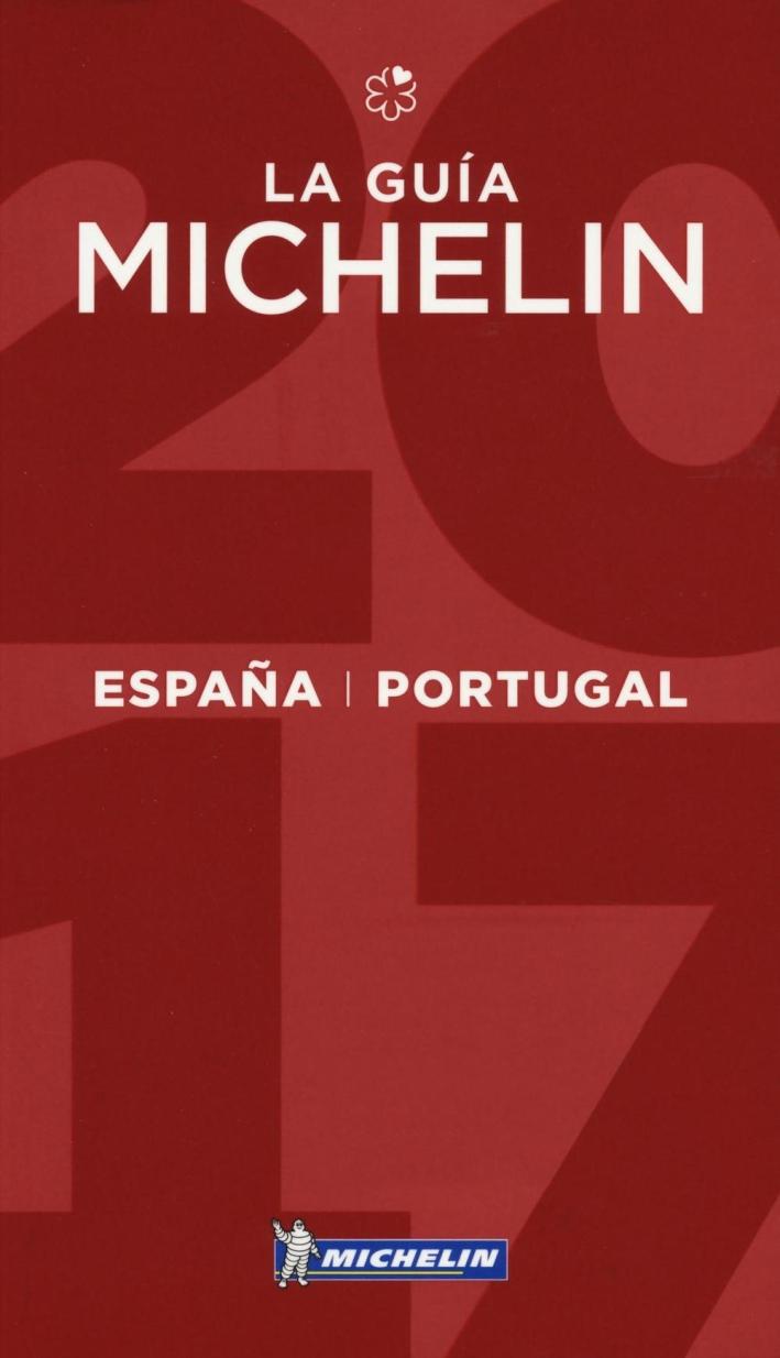 España & Portugal 2017. La guida rossa.